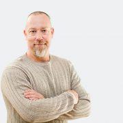 Joe Carlson, Headshot